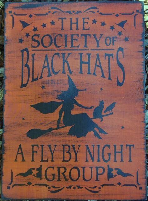 witchcraft black hat society witches  sleepyhollowprims