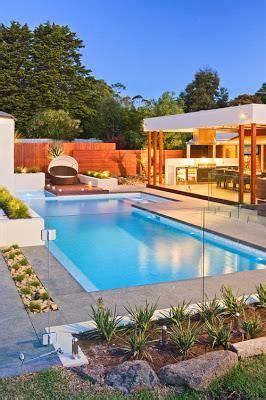 quinchos modernos ii piscinas diseno de piscina pequena  paisajismo piscina