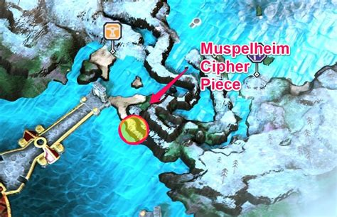 Boat Dock Muspelheim Tower by God Of War Muspelheim Cipher Locations How To Unlock