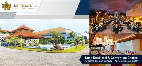 nusa dua convention center official website bassura