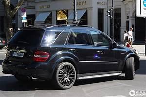 Mercedes Ml W164 Zubehör : mercedes benz ml 63 amg w164 7 september 2013 autogespot ~ Jslefanu.com Haus und Dekorationen