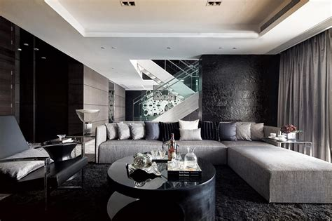 Black And Silver Living Room Ideas by 29 Beautiful Black And Silver Living Room Ideas To Inspire