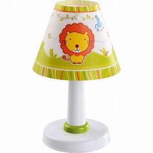 Lampe Chevet Enfant : lampe de chevet enfant little zoo achat vente lampe de chevet little zoo plastique r sine ~ Teatrodelosmanantiales.com Idées de Décoration
