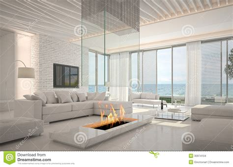 living room amazing photo gallery modern living room wall amazing loft living room interior with seascape view stock