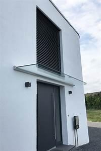 Windfang Hauseingang Aus Glas : glasvordach dura plus mit abgerundetem glas passen zum haus glasvordach pinterest vordach ~ Markanthonyermac.com Haus und Dekorationen
