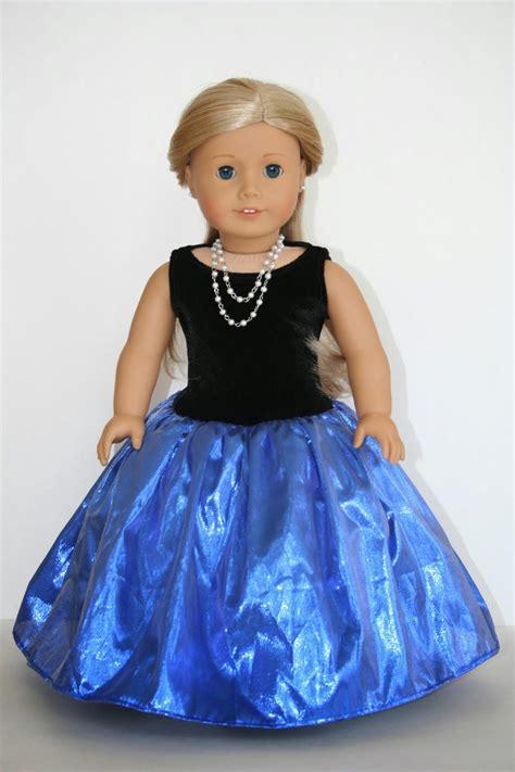 glamorous gown doll dress pattern allfreesewingcom