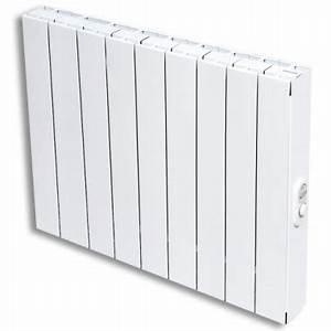 Radiateur A Inertie 1500w : elesys chenonceau radiateur inertie c ramique 1500w ~ Edinachiropracticcenter.com Idées de Décoration