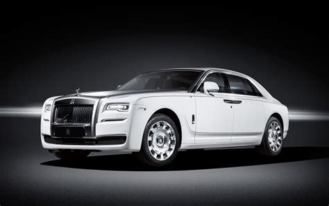 2016 Rolls Royce Ghost Eternal Love Wallpaper