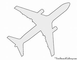 Plane templates tiredriveeasyco for Cut out airplane template