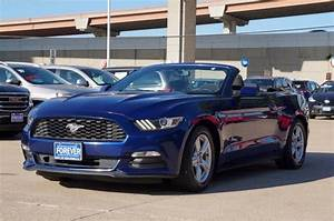 2015 Ford Mustang V6 Convertible RWD for Sale in Austin, TX - CarGurus