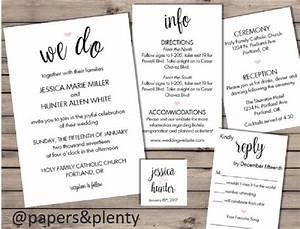 best 25 wedding invitation inserts ideas on pinterest With how to make wedding invitations inserts