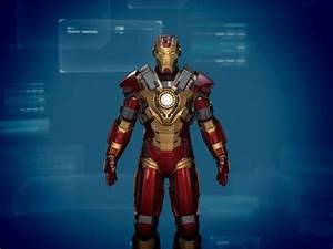 Pics For > Iron Man 3 Mark 33