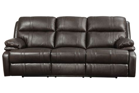 leather power reclining sofa and loveseat houston leather power reclining sofa at gardner white