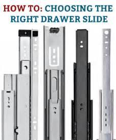 Dresser Drawer Slides Center Bottom Mount by Drawer Slides At Rockler Ball Bearing Euro Undermount