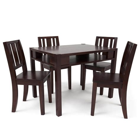 Best Wooden Table And Chairs Child