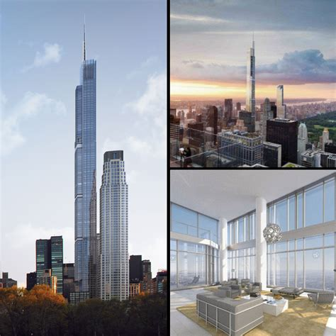 contemporary house plans top tens ten tallest residential towers in nyc