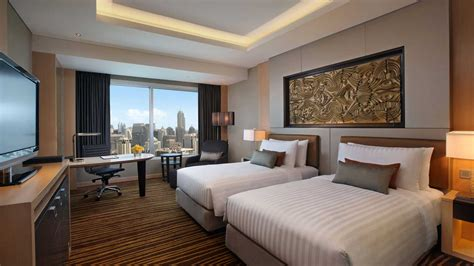 Rooms : Amari Watergate Bangkok