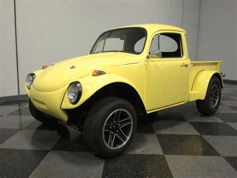 volkswagen bug truck haulin non hauler 1970 vw beetle pickup