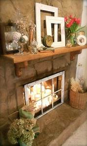 11 fantastic ideas for decorating an fireplace