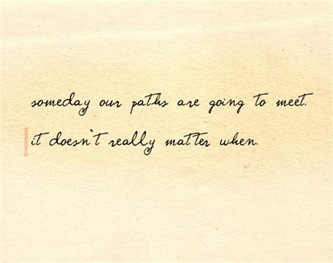 Someday Quotes About Love