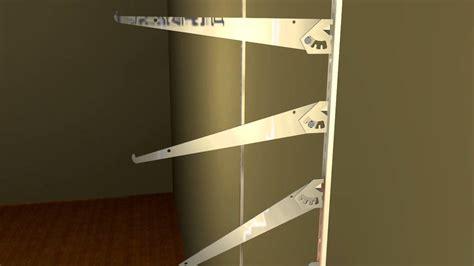 Adjustable Wall Brackets For Shelves Pennsgrovehistorycom