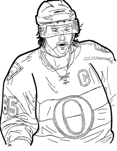 hockey colouring book  lubowitz