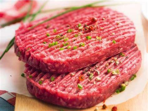 cuisine steak haché recettes de steak haché
