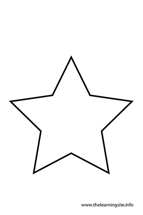 nautical star coloring pages   print