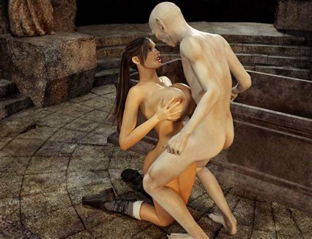 #Lara #Croft #Gets #Caught #And #Fucked #In #The #Tomb #By #A #Vampire