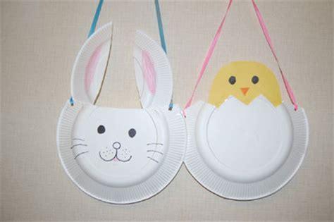 preschool crafts for paper plate easter basket craft 199 | easterbag1 20080324002905