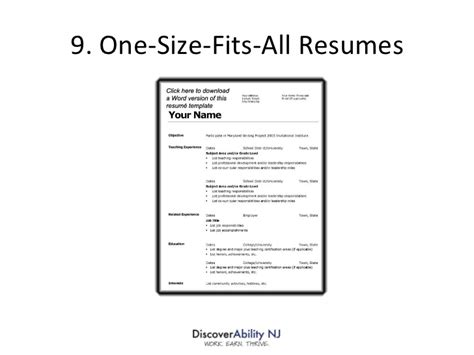 Building A Better Resume by Building A Better Resume