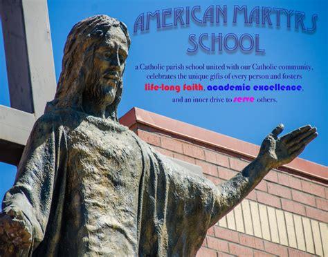american martyrs school