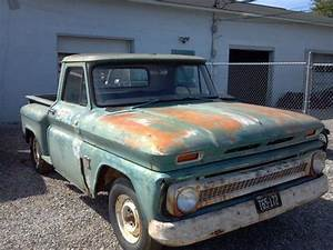 Sell Used 64 Chevy C10 Step Side W  Title And 2nd Parts