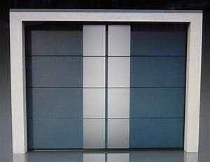 Porte garage coulissante aluminium veglixcom les for Porte de garage coulissante de plus porte aluminium