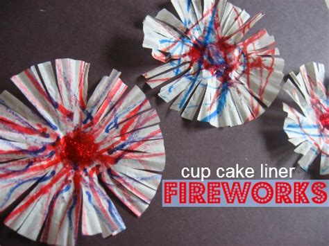 4th of july preschool crafts fireworks craft 4th of july craft no time for flash cards 118