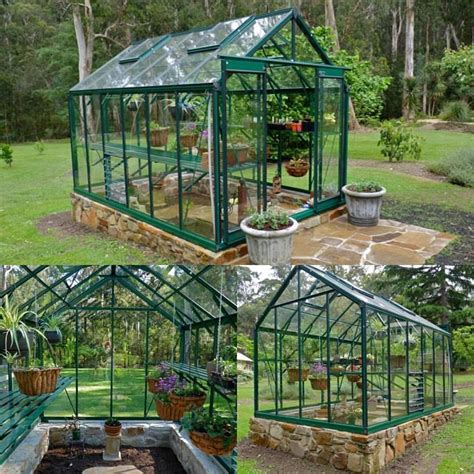 Well, then you'll want to check out this design. Sproutwell Greenhouses sproutwellgreenhouses.com.au ...