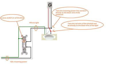 How Install Photocell Outdoor Light Sensor Need