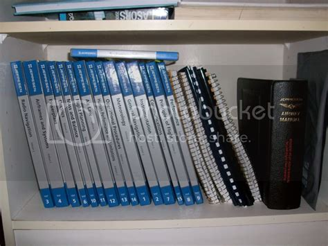JAA ATPL Text Books + study material for Sale