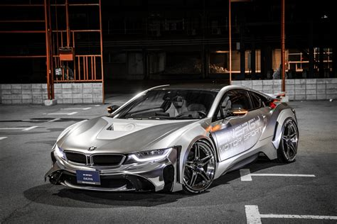 Bmw I8 By Energy Motor Sport  Vehiclejar Blog