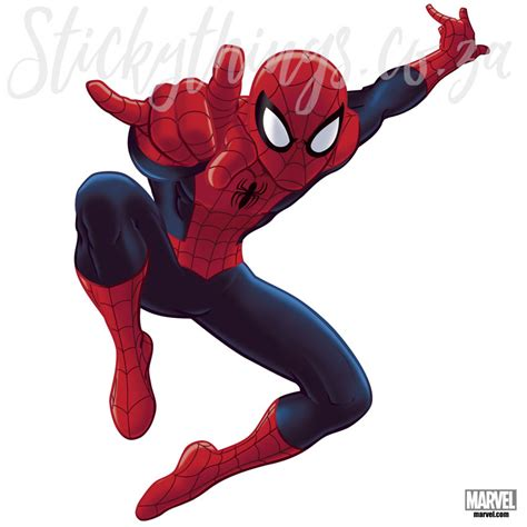 giant spiderman decal spider man giant wall decal