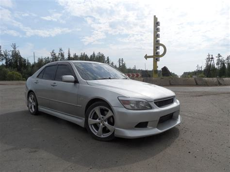 altezza car 2004 3dtuning of toyota altezza rs200 sedan 2004 3dtuning com
