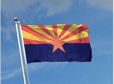 Arizona Fahne kaufen 90 x 150 cm FlaggenPlatzde