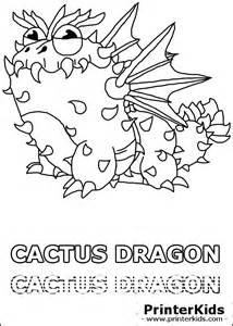 Dragon Vale Dragon Coloring Pages