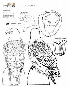 Bald Eagle Carving