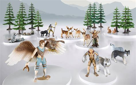 schleich toy traders   langley