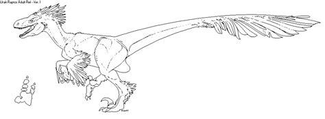Utah Raptor By Viant-t On Deviantart