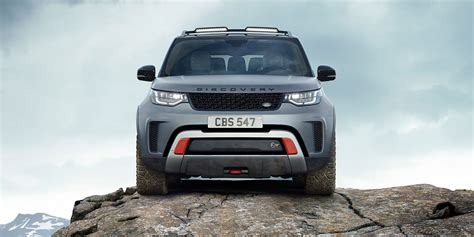 2019 Land Rover Discovery Svx by 2019 Land Rover Discovery Svx Revealed Due In Australia