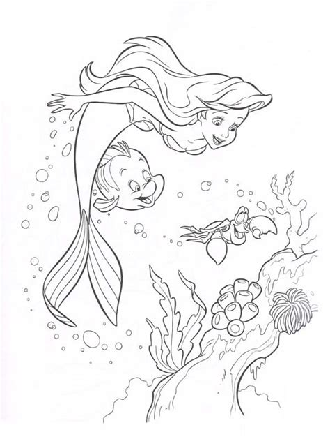 coral coloring pages    print