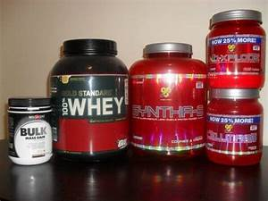 Proven Body Building Supplements That Will Help You Build Muscles Fast
