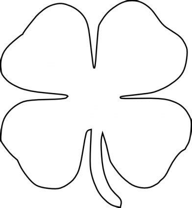 vector  leaf clover vector clip art ai svg eps